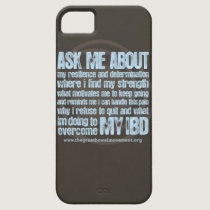 Crohns and Colitis iPhone Case