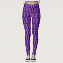 Crohn's / Colitis  Custom Leggings