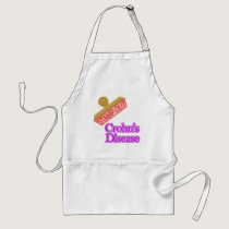 Crohn's Disease Adult Apron