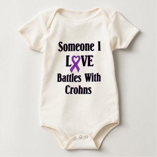 Crohns Disease Baby Bodysuit