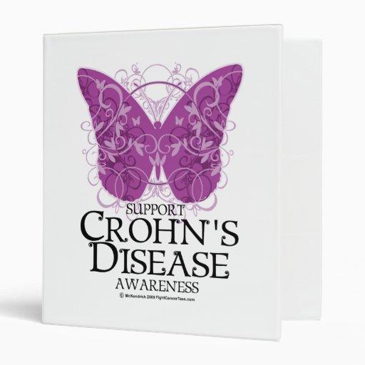 Crohn's Disease Butterfly Binder