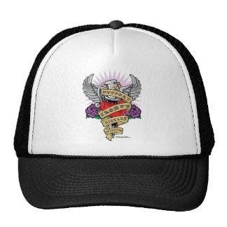Crohn's Disease Dagger Trucker Hat
