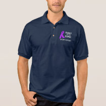 Crohn's Disease Fight for the  Cure Polo Shirt