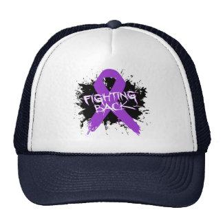 Crohns Disease - Fighting Back Trucker Hat