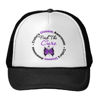 Crohn's Disease Find The Cure Hats
