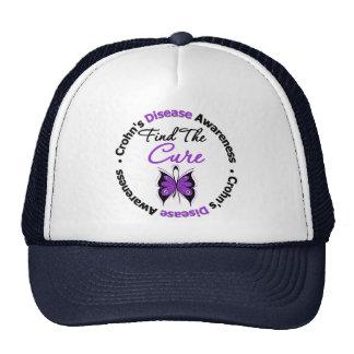 Crohn's Disease Find The Cure Trucker Hat