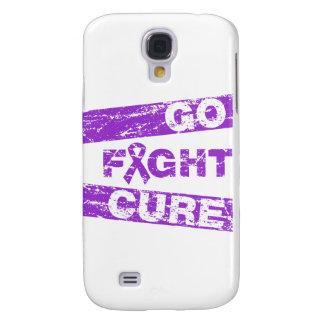 Crohn's Disease Go Fight Cure Samsung Galaxy S4 Case