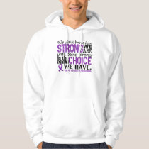 Crohn's Disease How Strong We Are Hoodie