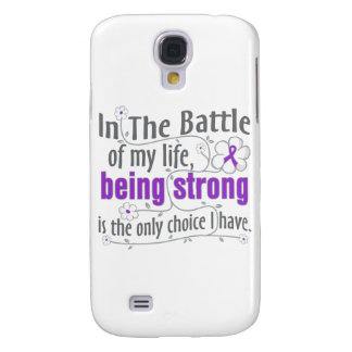 Crohns Disease In The Battle Samsung Galaxy S4 Cover