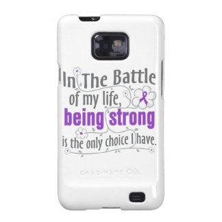 Crohns Disease In The Battle Galaxy S2 Case