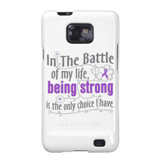 Crohns Disease In The Battle Galaxy S2 Cover