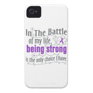 Crohns Disease In The Battle iPhone 4 Case