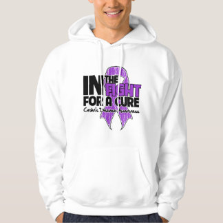 Crohns Disease In The Fight For a Cure Hoody