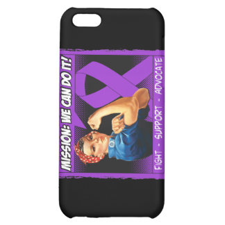 Crohns Disease Mission We Can Do It iPhone 5C Covers