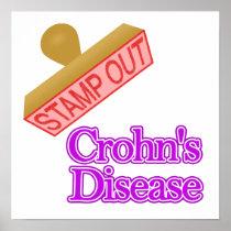 Crohn's Disease Poster