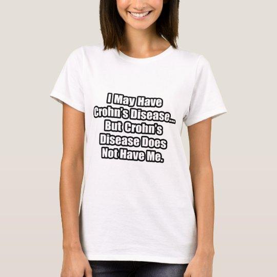 Crohn's Disease Quote T-Shirt