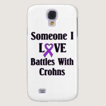 Crohns Disease Samsung S4 Case