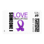 Crohn's Disease Someone I Love Needs A Cure Postage Stamps