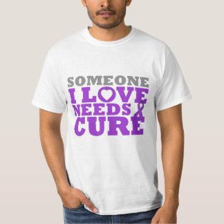 Crohn's Disease Someone I Love Needs A Cure T-Shirt