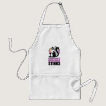 Crohn's Disease Stinks Adult Apron
