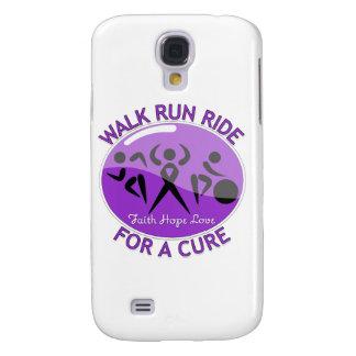 Crohn's Disease Walk Run Ride For A Cure Galaxy S4 Covers