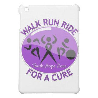 Crohn's Disease Walk Run Ride For A Cure iPad Mini Cover