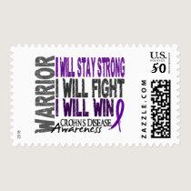 Crohn's Disease Warrior Postage