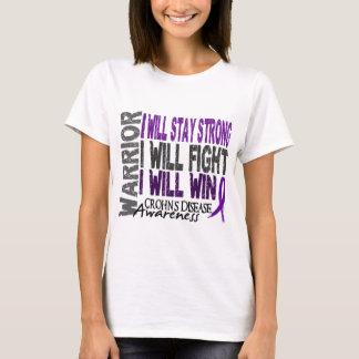 Crohn's Disease Warrior T-Shirt