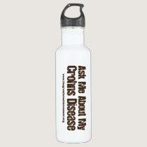 Crohn's Disease Water Bottle