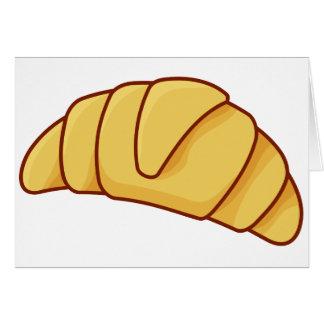 Croissant Card