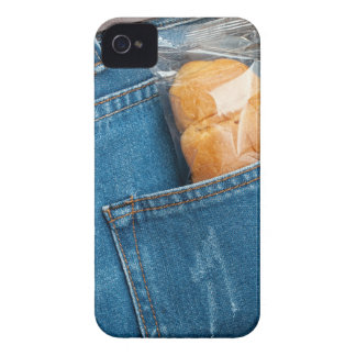 Croissant in your pocket Case-Mate iPhone 4 case