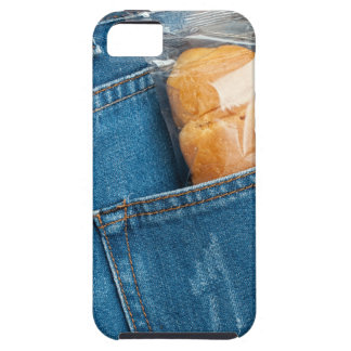 Croissant in your pocket iPhone SE/5/5s case