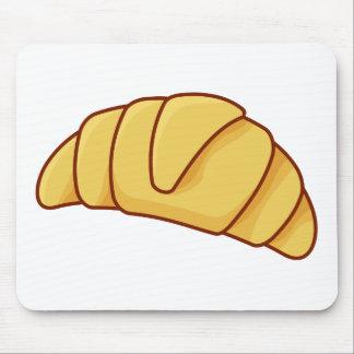 Croissant Mouse Pad