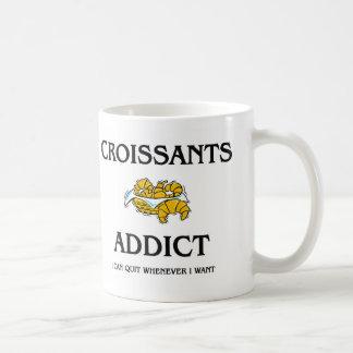 Croissants Addict Coffee Mug