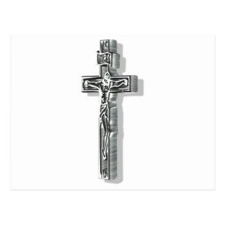 Croix 3D del sur de Cristo Postal