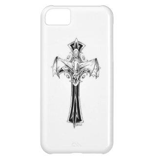 Croix gothique iPhone 5C cover