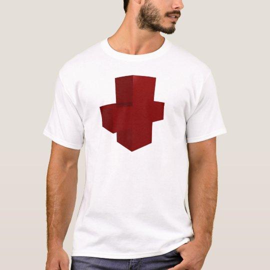 croix rouge T-Shirt