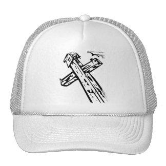 Croix sous le ciel hats