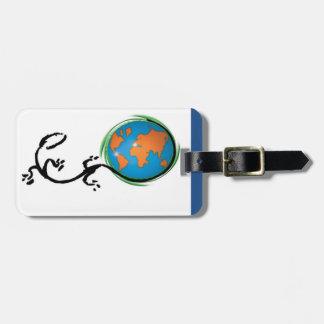 Crok Image Travel Bag Tags