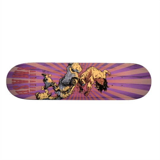 Crom the Gnarbarian Skateboard Deck