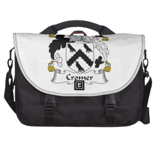 Cromer Family Crest Laptop Commuter Bag