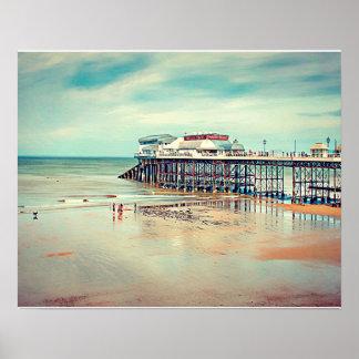 Cromer Pier. Print