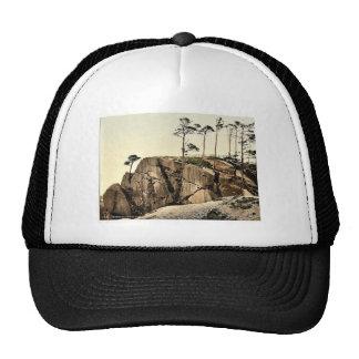 Cromford, las rocas negras, cla de Derbyshire, Ing Gorros Bordados