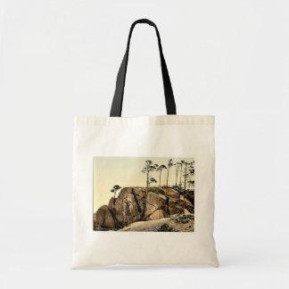 Cromford, the Black Rocks, Derbyshire, England cla Tote Bags