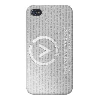 Cromo de TVP iPhone 4/4S Carcasas