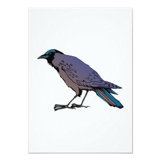 Cromulus Crow Card