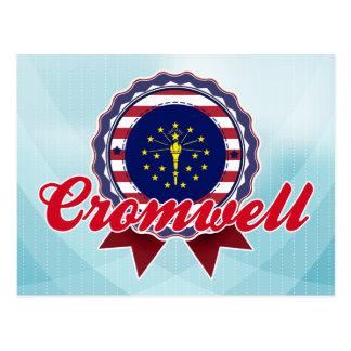 Cromwell, ADENTRO Postal