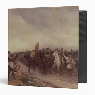 Cromwell at Dunbar, 1650 3 Ring Binder