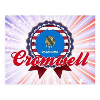 Cromwell, AUTORIZACIÓN Tarjetas Postales