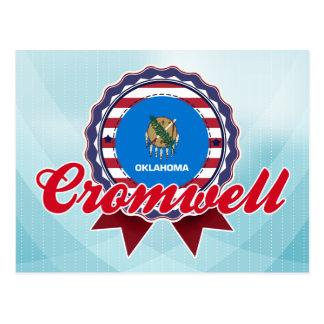 Cromwell, AUTORIZACIÓN Postales
